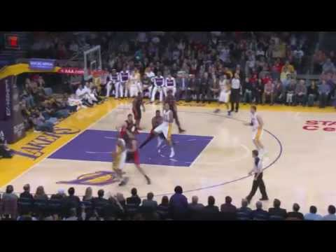 Kobe Bryant's First Minutes Back | Raptors vs Lakers | December 8, 2013 | NBA 2013-2014 Season