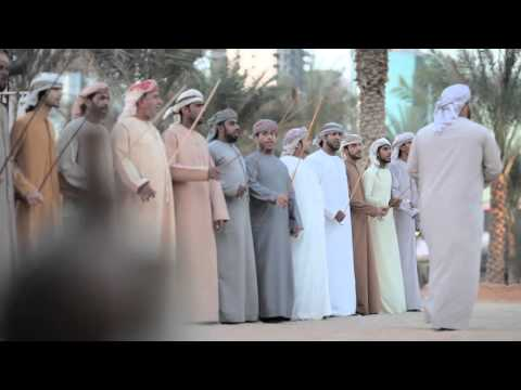 Video: Glimpses of the Qasr Al Hosn festival