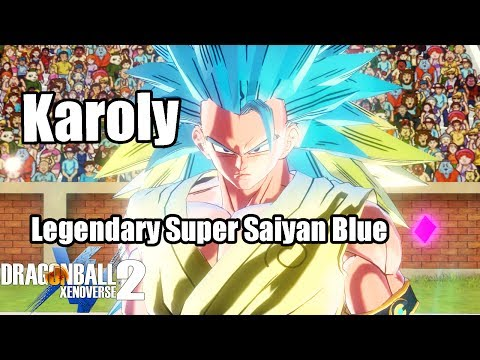 Kakarot Kết Hợp Broly Tạo Thành Chiến Binh Saiyan Mạnh Nhất - Dragon Ball Super Song Đấu