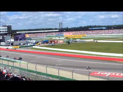 hockenheim 2012 la course F1 en sud tribune
