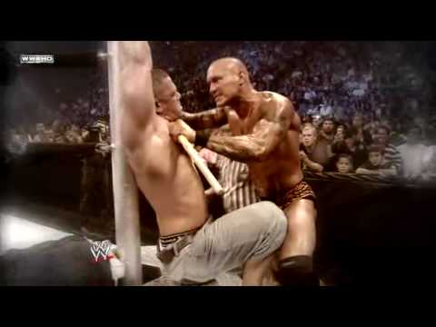 WWE Hell in a Cell 2009 - John Cena vs Randy Orton Promo
