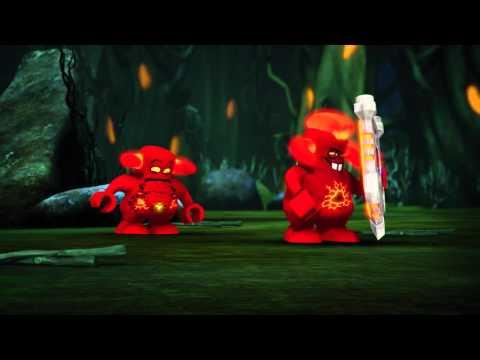 Lego Nexo Knights - ovládač
