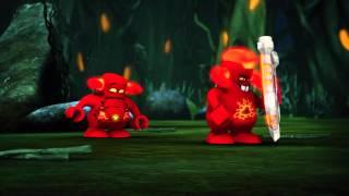Lego Nexo Knights - ovl�da�