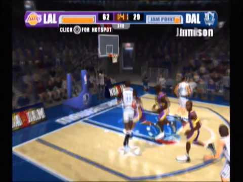 NBA Jam (Xbox) - Jam Tournament (Team 28 [Dallas Mavericks])
