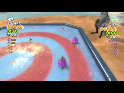 Ice Age 4 Continental Drift Gameplay Event 3 HD