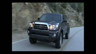 Toyota Tacoma Access Cab with Camper Shell - Palm Bay Florida videos