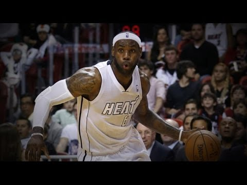 Lebron James Faces Big Decision: The Heat or The Cavaliers?