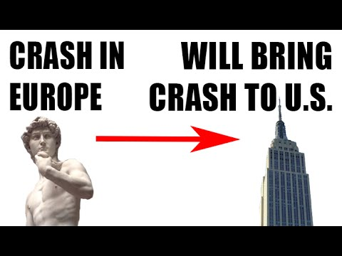 Why the Euro Banking CRISIS Will CRUSH Global Economy!