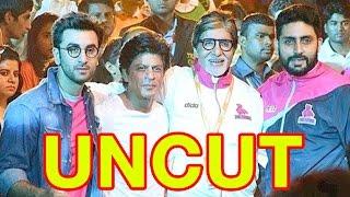 bollywood celebs at Pro Kabaddi League, Amitabh Bachchan, SRK, Ranbir, Virat Kohli At Pro Kabaddi League