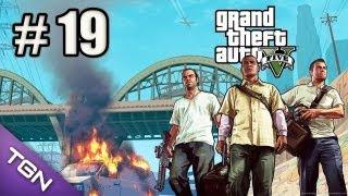 GTA 5 Gameplay En Español Capitulo 19 HD 720p