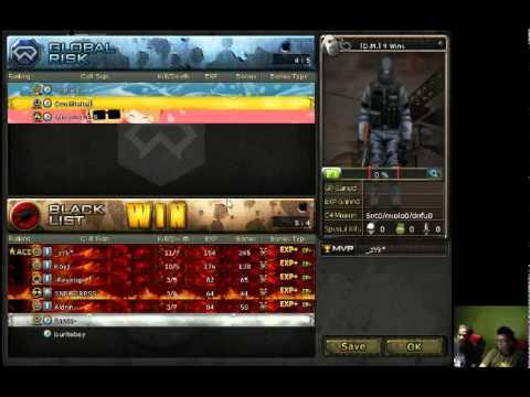 Crossfire Parak vs Pacificwara finals 001 Replay