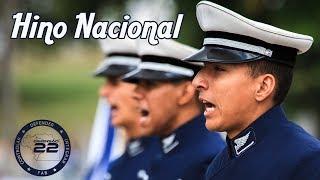 Confira o Hino Nacional Brasileiro, cantado e legendado, com imagens dos militares, da aviação e de Unidades da Força Aérea Brasileira (FAB).