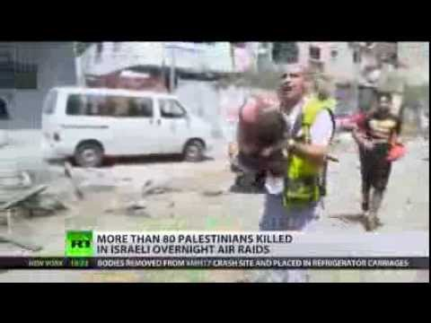 Israel- War Crimes against Humanity