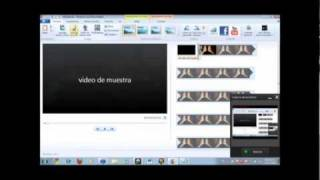 Como Hacer Un Video Con Windows Live Movie Maker