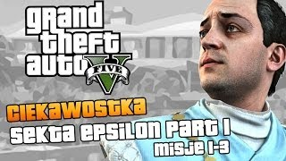 GTA V Sekta Epsilon W GTA V (Grand Theft Auto 5) Misje