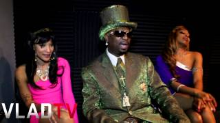 Don Magic Juan Says He Told Ice-T To Marry Coco & The Prenup Includes Coco's Butt