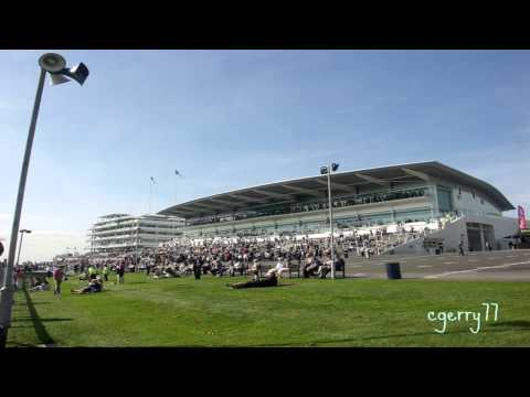 Epsom race course Caterham Surrey