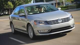 2012 Volkswagen Passat İnceleme - İngilizce