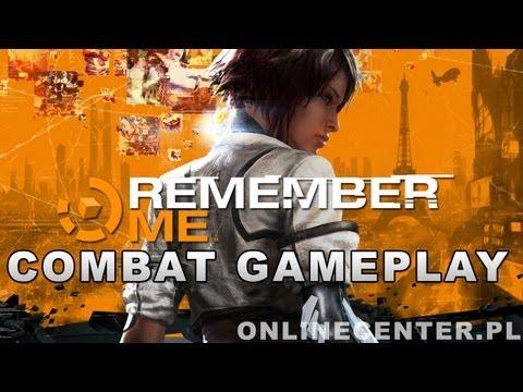 Remember Me — видео с рассказом о боевой системе