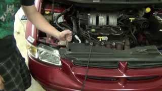 Replacing My A/C System 1998 Dodge Grand Caravan