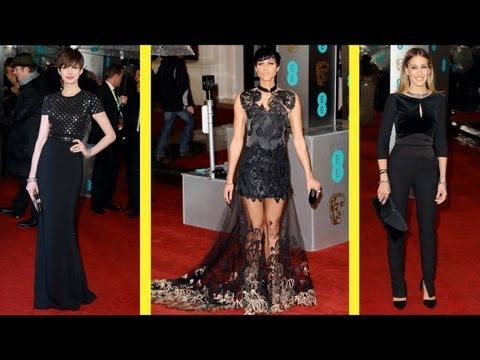 Red Carpet Winners and Losers at the BAFTAs 2013 | FASHTAG