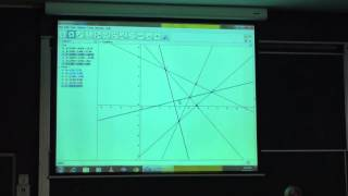 DiffGeom2: Introduction to GeoGebra