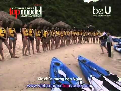 Vietnam's Next Top Model 2012 Tập 2 Full 2 25/8/2012