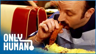 Beating the 2,000,000 Calorie Buffet | Only Human