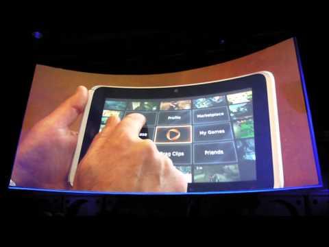 HTC Flyer - Таблетка для геймера