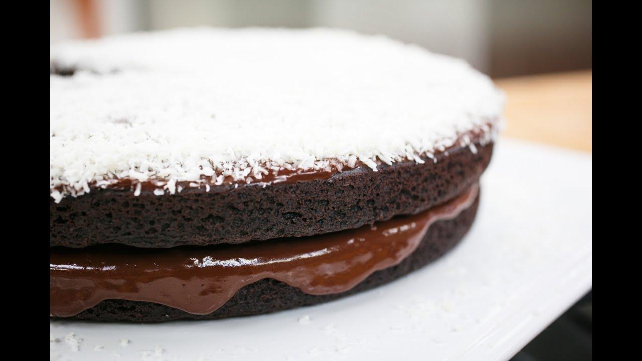 Recipe Rehab Chocolate Cake