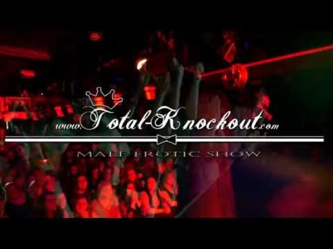 Green Gold Zagreb & Total Knockout male erotic strip dance show 18.10.2014