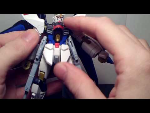 1/144 HG Strike Freedom Review