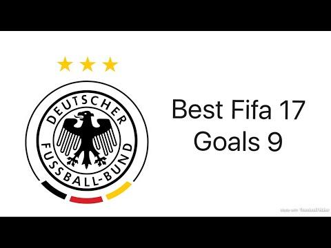 BEST FIFA 17 GOALS (9)