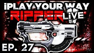 """CoD Ghosts: THE RiPPER RiPS! """"iPlay Your Way"""" EP. 27"""