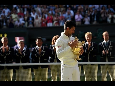 The Wimbledon 2014 Championships Review