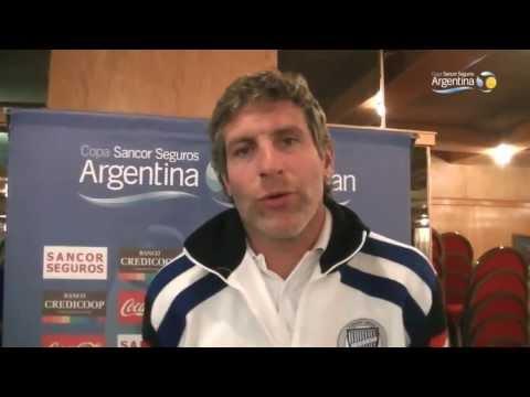 Martín Palermo (DT de Godoy Cruz)