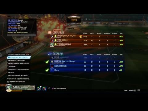 Live PS4-Rocket League [best goals]#4 giveaway car