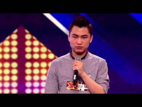 Cậu sinh viên người Việt làm 'náo loạn' X Factor