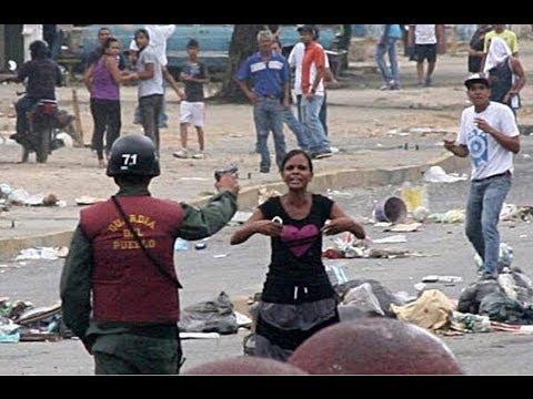 Violation human rights in Venezuela (subtitulado) - violacion derechos humanos Venezuela