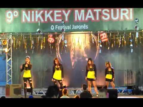 Pop Soul - Musik - 9º Nikkei Matsuri - 30/03/2014 - Parte 2