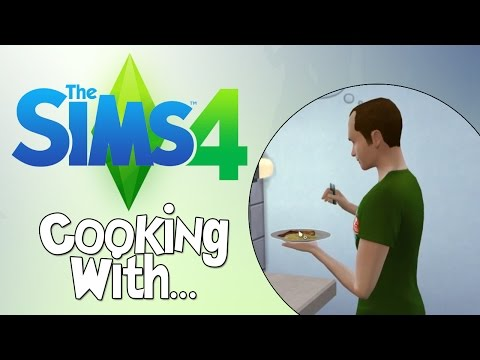 The Sims 4 - The Adventures Of Borris - Cooking With Borris! [6]