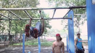 New York Street Workout World Cup Stage, August 23 2014