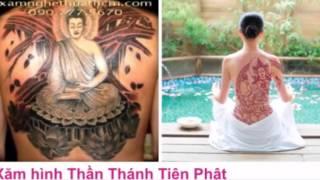 Rước họa vào thân vì xăm hình Phật, Quan Công, hổ báo sai vị trí [Tiểu sử Người Nổi Tiếng]