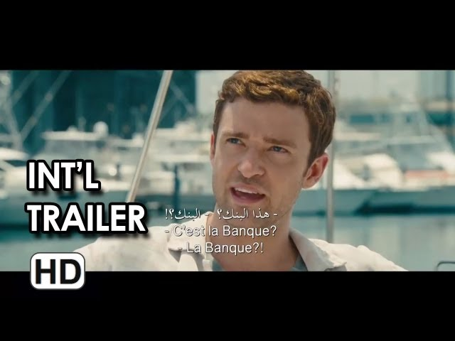Runner, Runner Official International Trailer (2013) - Justin Timberlake Movie HD