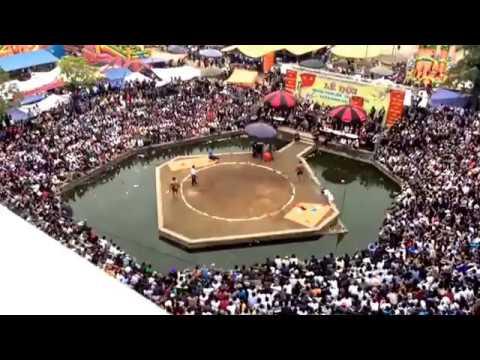 Vật Tự Do Chi Đông 2017 - Keo vật hay nhất - Keo 1 giải nhất