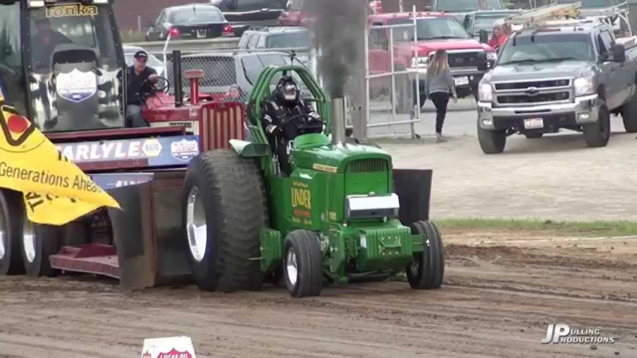 Pro Stock Pulling Tractors : Ostpa pro stock tractors pulling at the mt gilead