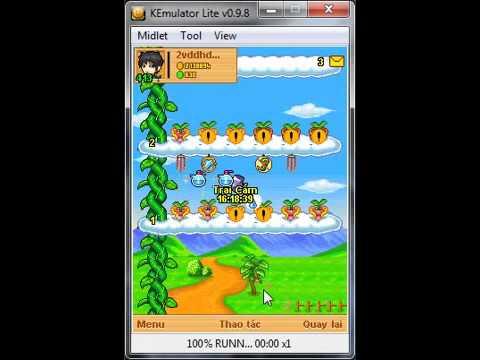 Game Khu Vườn Địa Đàng - thế giới thần tiên, giải trí tuyệt vời