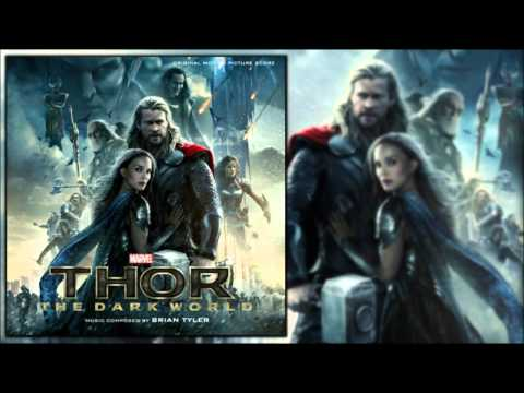 Thor : The Dark World - Official Soundtrack Asgard 2013 Brian Tyler [HD]
