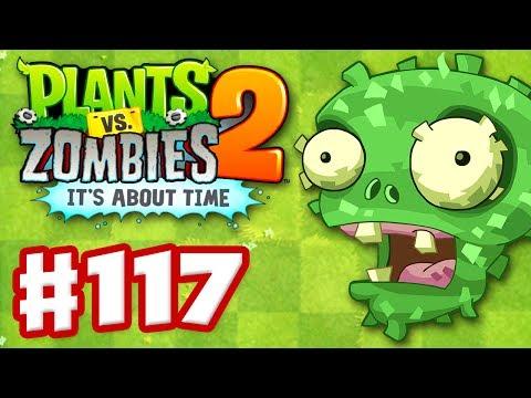 Plants vs. Zombies 2: It's About Time - Gameplay Walkthrough Part 117 - Senor Piñata (iOS)