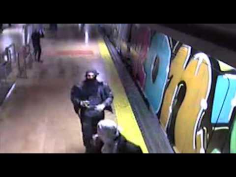 Lose - graffiti metro noticias madrid multa 31.000 €